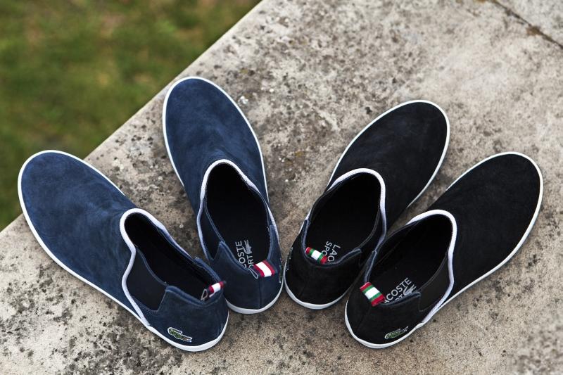 Los Angeles sprzedawca hurtowy buty do separacji Kultowy model butów damskich Lacoste - Lacoste Ziane Chelsea ...