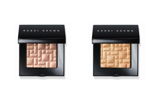 Nowe odcienie Highligting Powder od Bobbi Brown Cosmetics.