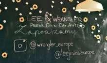 Wrangler i Lee - pokaz nowej kolekcji FW18