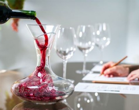 Jak się degustuje wino?