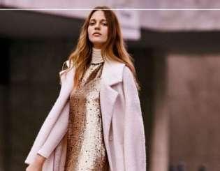 Błysk, cekiny a może niezawodna czerń?  W kolekcji sukienek od FEMESTAGE z łatwością znajdziesz tę idealną.