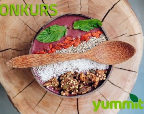 Yummity - wygraj zestawy zdrowych produktów