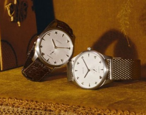 Z czym nosić zegarki Gucci?