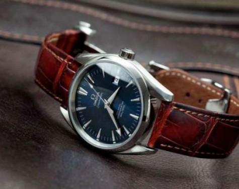 Skórzane paski do zegarków wracają do łask