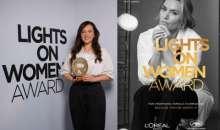 LIGHTS ON WOMEN AWARD PRZYZNANE!  L'ORÉAL PARIS NAGRADZA NAJBARDZIEJ OBIECUJĄCĄ REŻYSERKĘ  FILMÓW KRÓTKOMETRAŻOWYCH