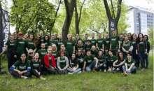 Timberland wspiera zieleń w stolicy