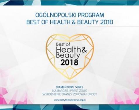 Wystartowała III Edycja Ogólnopolskiego Programu  Best of Health & Beauty 2018
