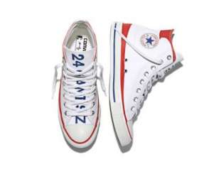 Converse The Chuck Taylor All Star  Andy Warhol Collection