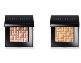 Nowe odcienie Highligting Powder od Bobbi Brown Cosmetics.