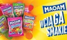 Konkurs MAOAM wciąga smakiem