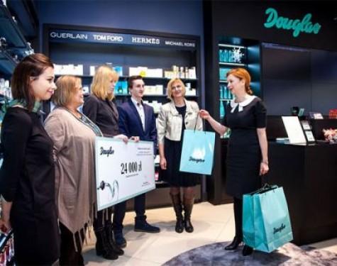 Douglas funduje stypendia dla uzdolnionej młodzieży