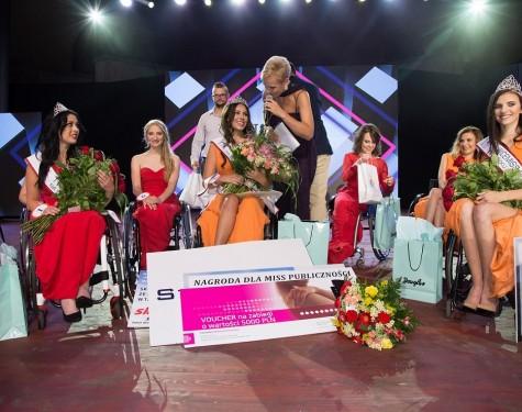 Douglas oficjalnym makijażystą Miss Polski na Wózku 2016