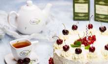 Pyszne zaproszenie na 19-te urodziny marki Czas na Herbatę