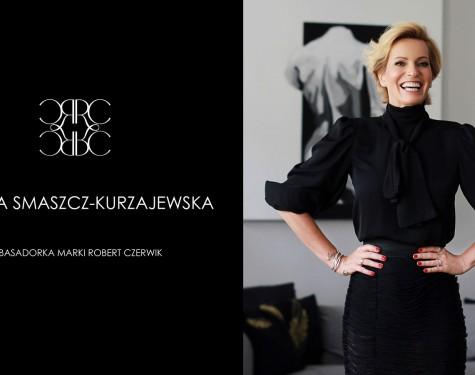 Paulina Smaszcz-Kurzajewska ambasadorką polskiej marki!
