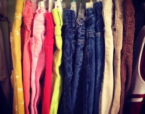 Rurki - spodnie uniwersalne